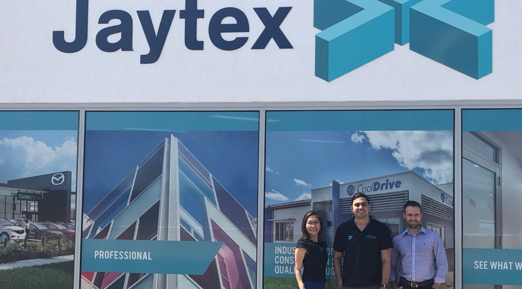Jaytex Construction New Office