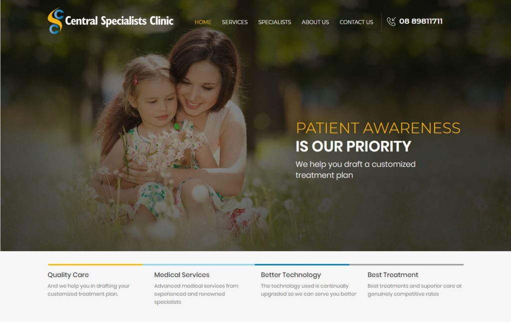 Central Specialists Clinic